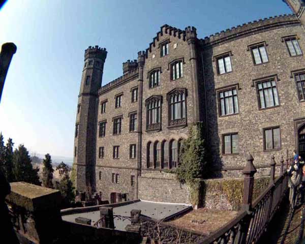 Schloss Schaumburg Vg Diez